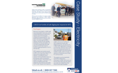 Western Power Distribution Case Study