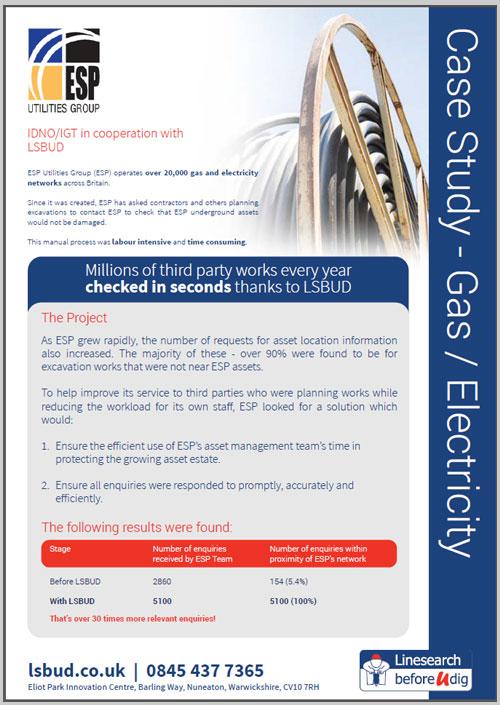 ESP Utilities Group Case Study