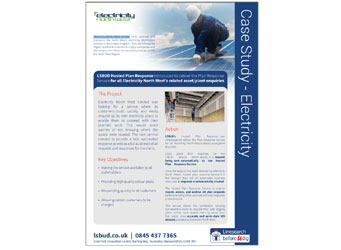 Electricity North West Limited Case Study