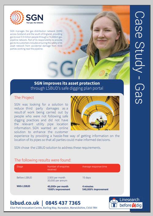 SGN Case Study