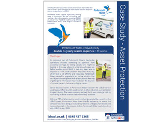 Portsmouth Water Case Study