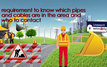 Working Safely and Avoiding Utilities with LSBUD